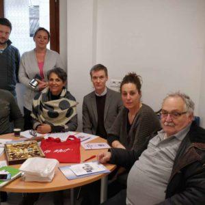 Présence de l'Équipe Mobile de Santé Visuelle à Saint-Etienne-de-Tinée