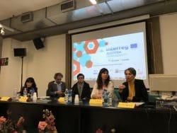Séminaire de clôture du projet européen Action 4 Vision à Cuneo