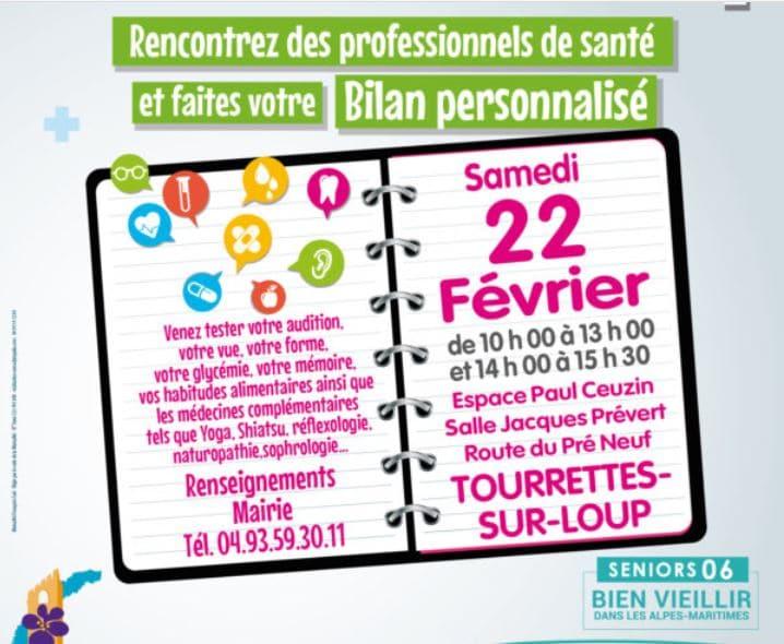 Visuel Forum Bien Vieillir Tourrettes-sur-Loup