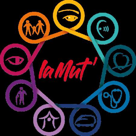Logo la Mut'-acteur Global